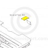 MCR31.41.07.04 RH Closing Panel - Rear Subframe Mini Van & Pick-up