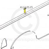 MCR41.14.05.05 Retainer - Mid-Cap Arch Pick-Up