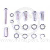 Verto Clutch slave cylinder bracket fitting kit for Classic Mini