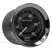 SMITG131001-C078 Smiths Classic Mechanical water temperature gauge has a range of 30-110° degrees C and comes with black face and chrome bezel.