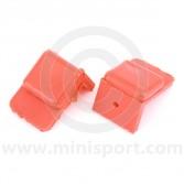 SPDSP681FR Mini front suspension poly rebound buffer pair