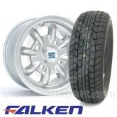 "5"" x 10"" Cooper S Minilite - Falken FK07E Package"