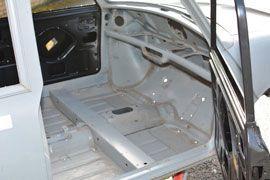 Genuine Rover Mini Clubman Body Shell Mini Sport